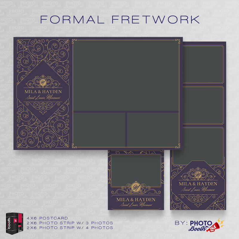 Formal Fretwork Bundle - CI Creative