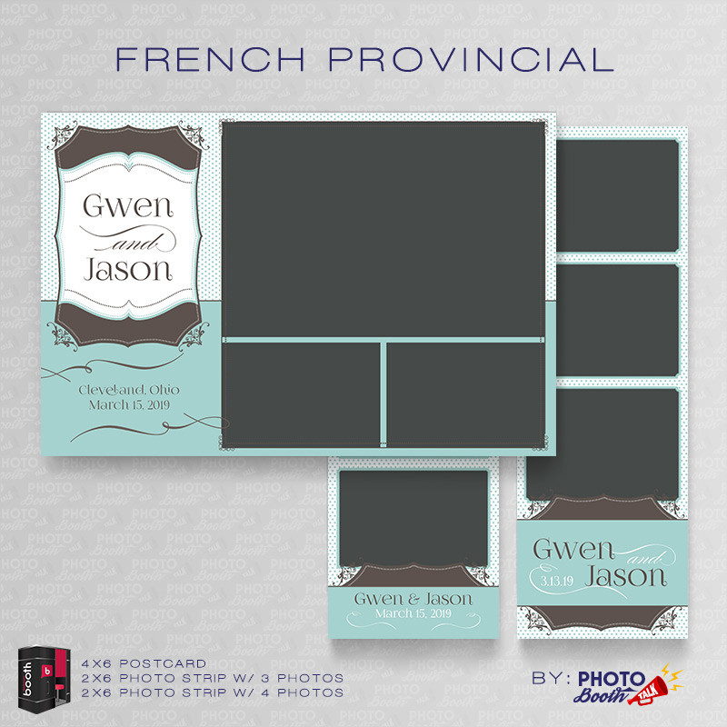 French Provincial Bundle - CI Creative