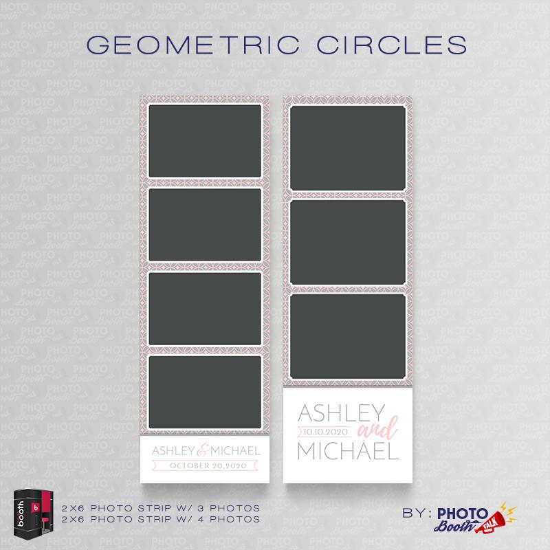 Geometric Circles Bundle - CI Creative
