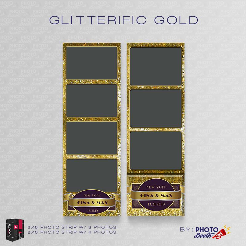 Glitterific Gold Bundle - CI Creative