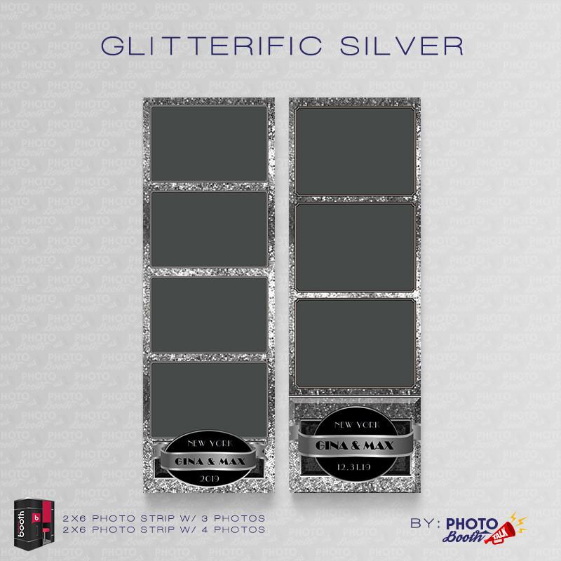 Glitterific Silver Bundle - CI Creative