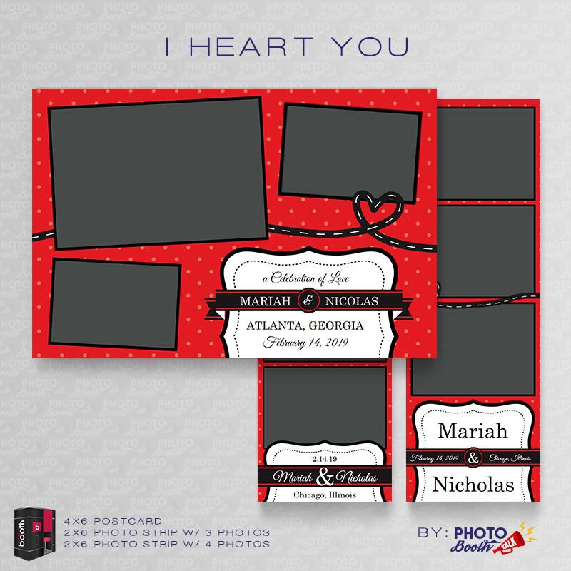 I Heart You Bundle - CI Creative