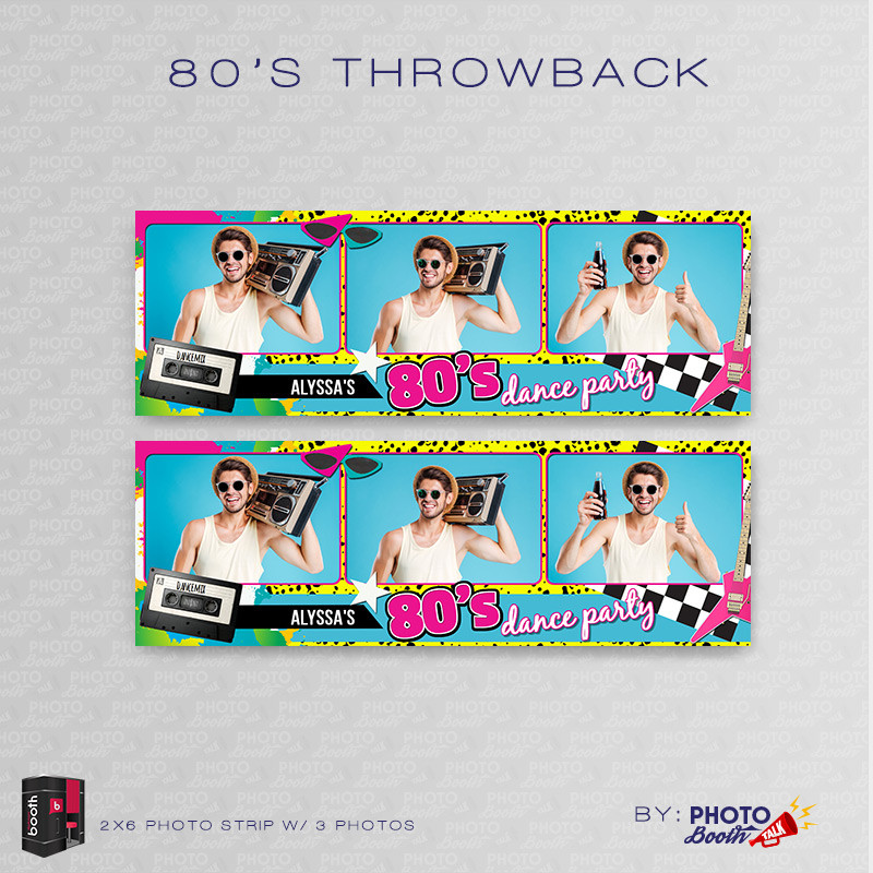 80s Throwback 2x6 3Image - CI Creative