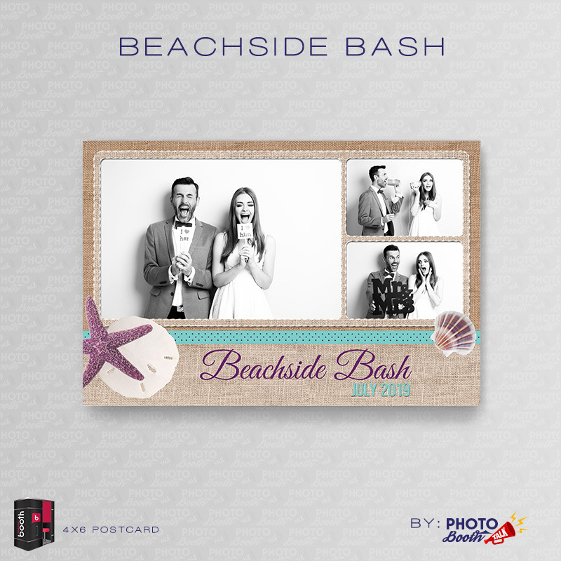 Beachside Bash 4x6 - CI Creative