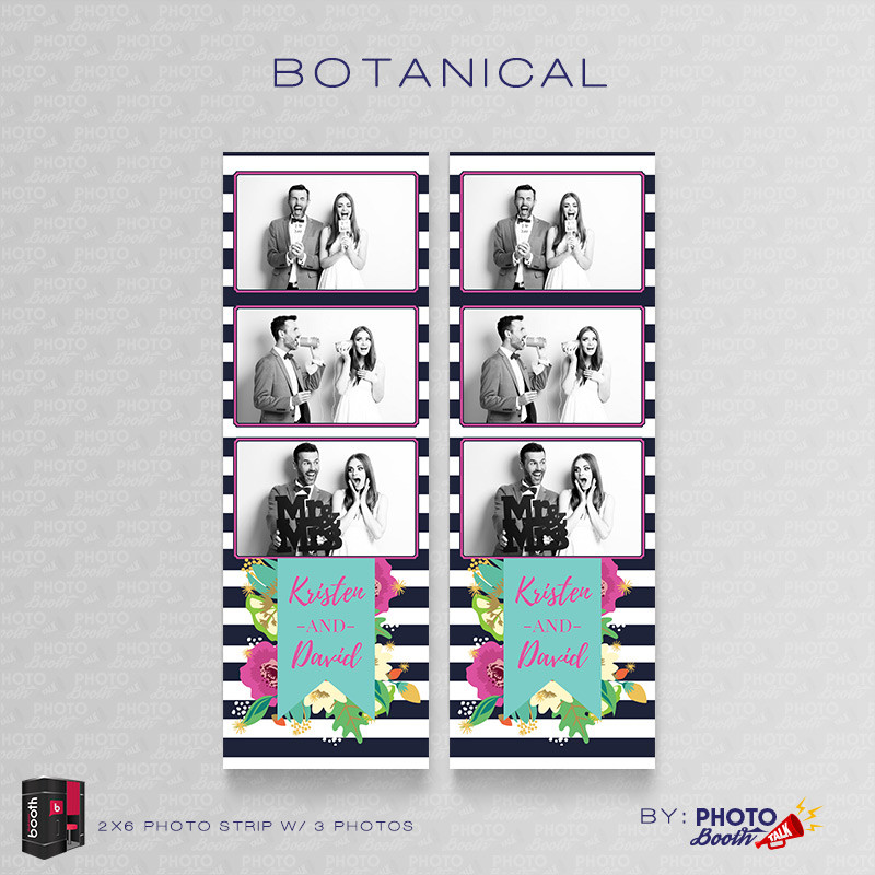 Botanical 1 2x6 3Images- CI Creative