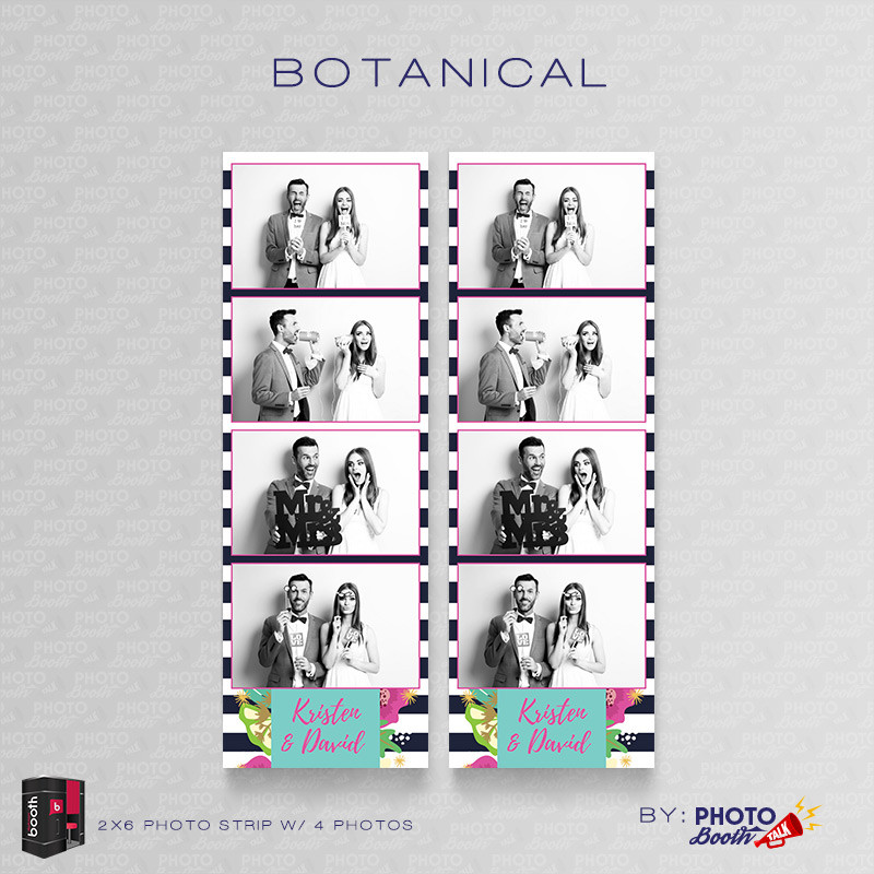 Botanical 1 2x6 4Images- CI Creative