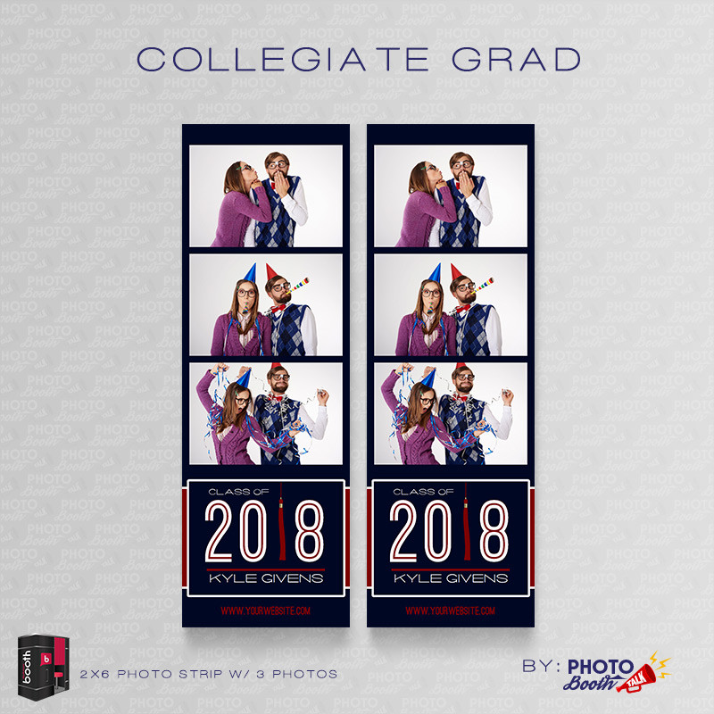 Collegiate Grad 2x6 3Images - CI Creative