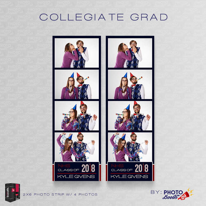 Collegiate Grad 2x6 4Images - CI Creative
