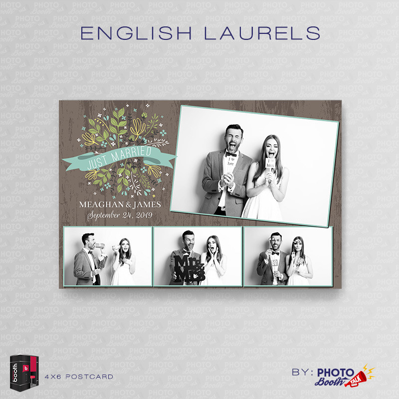 English Laurels 4x6 - CI Creative