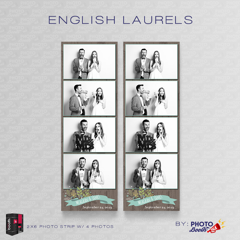 English Laurels 2x6 4Images - CI Creative
