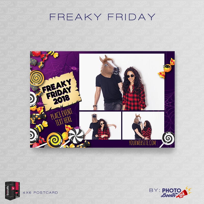 Freaky Friday 4x6 - CI Creative