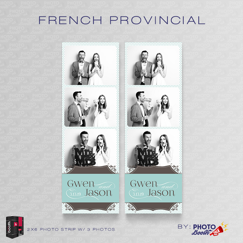 French Provincial 2x6 3Images - CI Creative