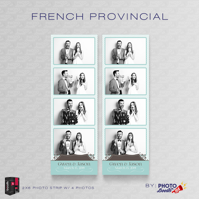 French Provincial 2x6 4Images - CI Creative