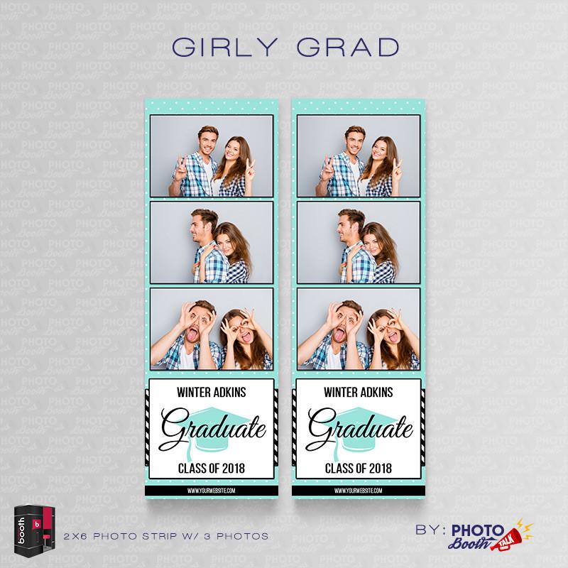 Girly Grad 2x6 3Images - CI Creative