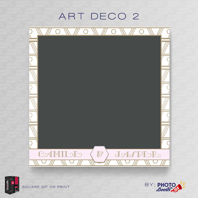 Art Deco 2 5x5 - CI Creative
