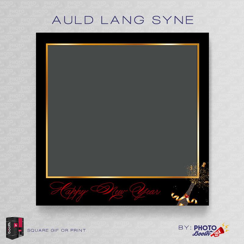 Auld Lang Syne 5x5 - CI Creative
