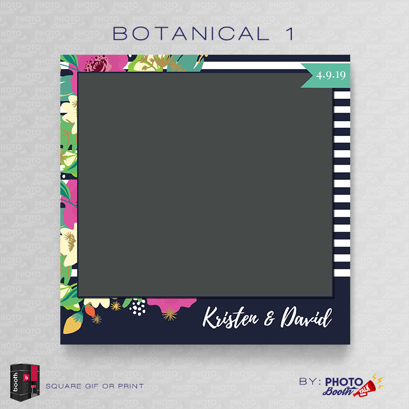 Botanical 1 5x5 - CI Creative