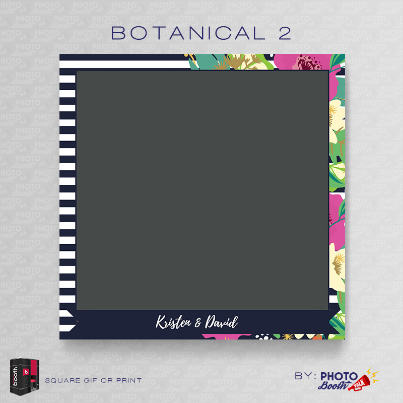 Botanical 2 5x5 - CI Creative