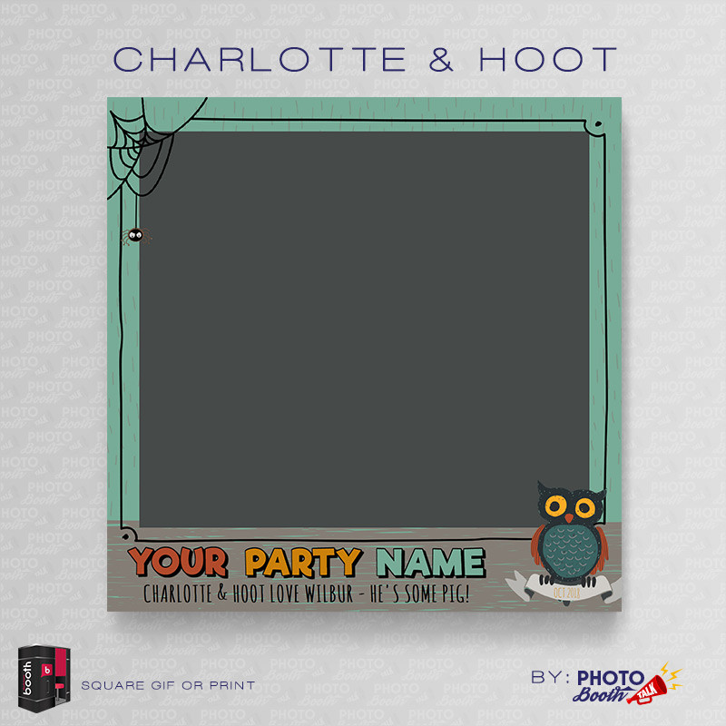 Charlotte and Hoot 5x5 - CI Creative