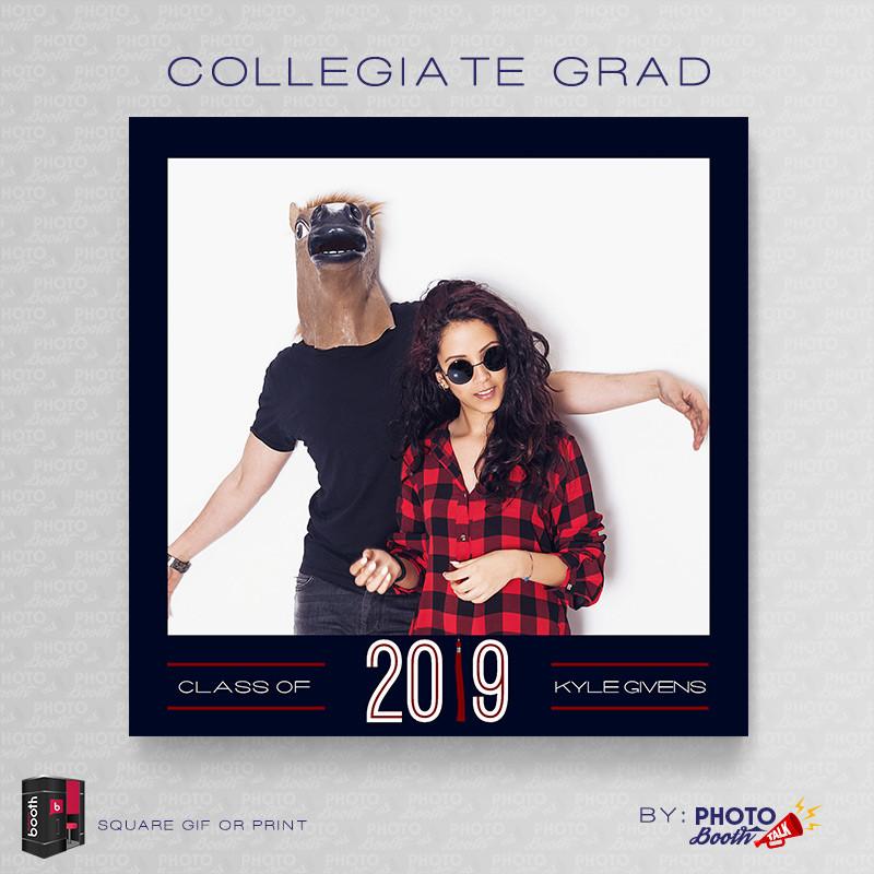 Collegiate Grad 5x5 - CI Creative