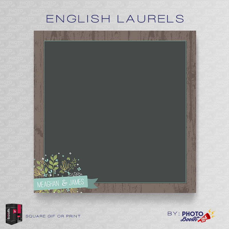 English Laurels 5x5 - CI Creative