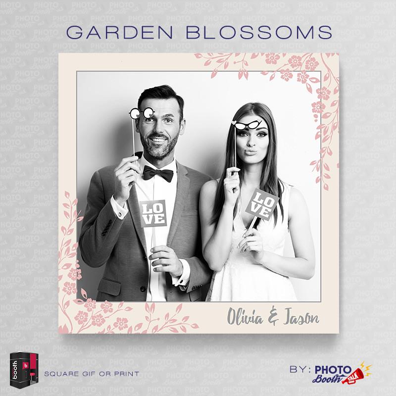 Garden Blossoms 5x5 - CI Creative