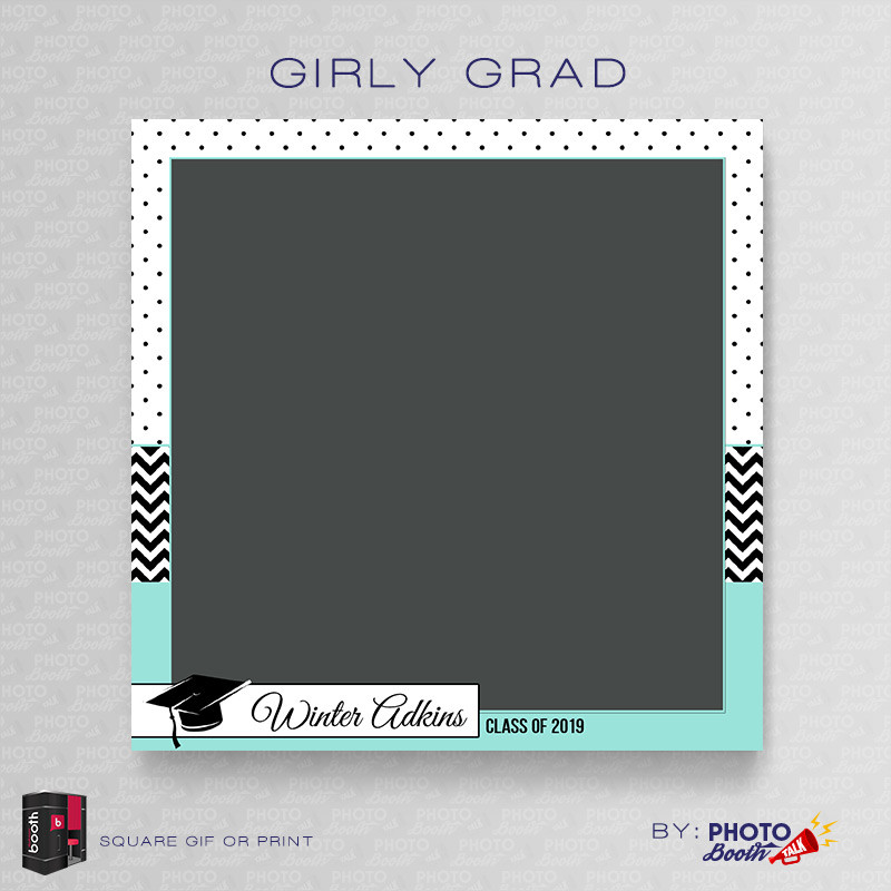 Girly Grad 5x5 - CI Creative
