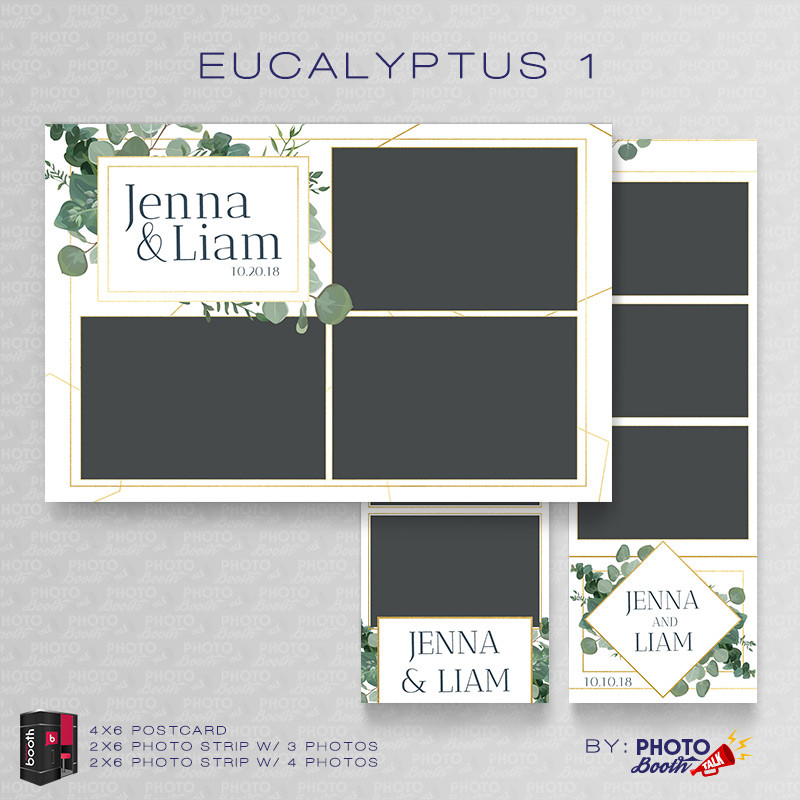 Eucalyptus 1 Bundle - CI Creative