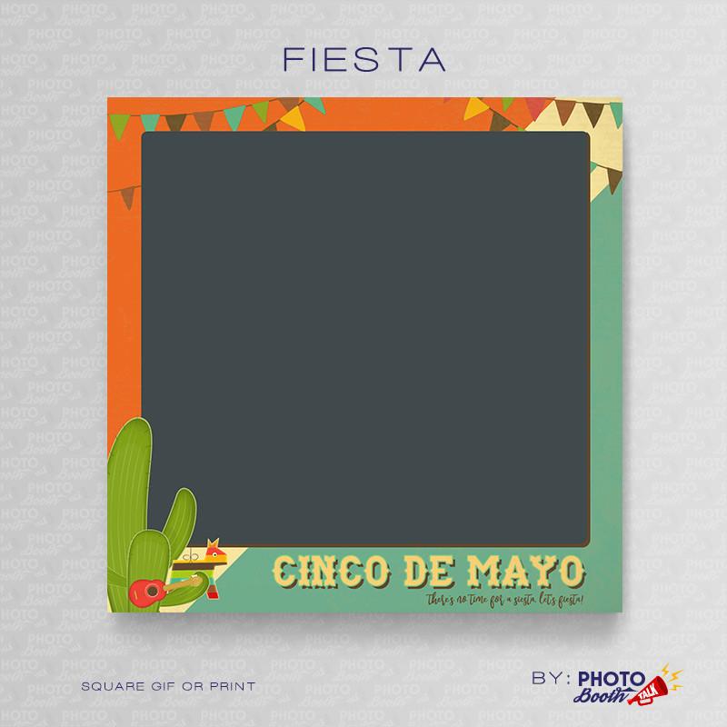Fiesta 5x5 Square - CI Creative