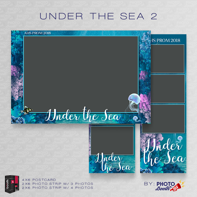 Copy of Under the Sea 2 Bundle - CI Creative
