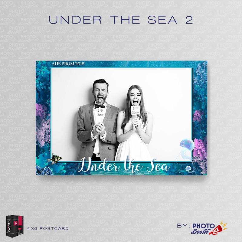 Under the Sea 2 4x6 3 Single Photo - CI Creative