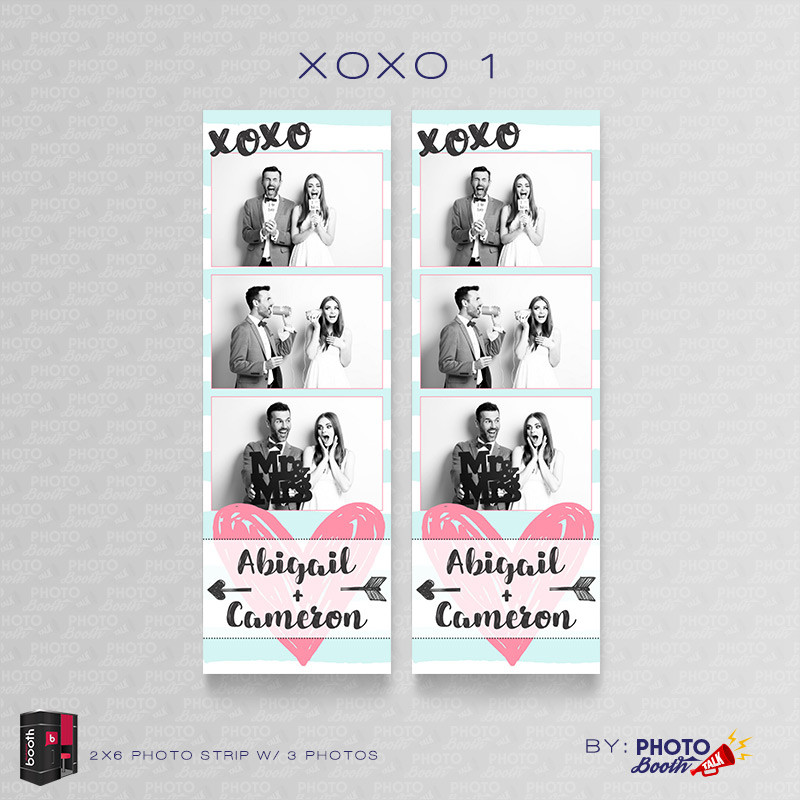 XOXO 2x6 3 Images - CI Creative