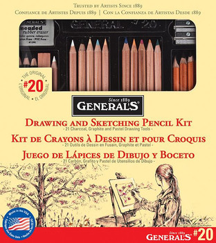 General's #20 Drawing Kit