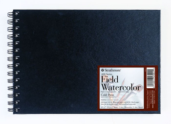 Strathmore 400 Series Field Watercolor Books