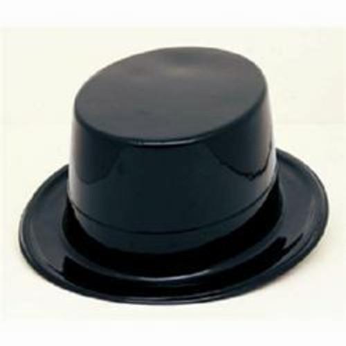 A Top Hat Black Plastic -