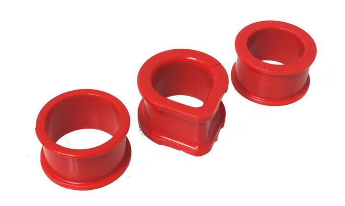Energy Suspension Steering Rack Bushings Nissan 240sx 300zx red
