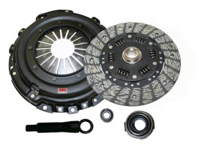 Competition Clutch Stage 2 Steelback Brass Plus Clutch Kit - Honda S2000 F20C and F22C