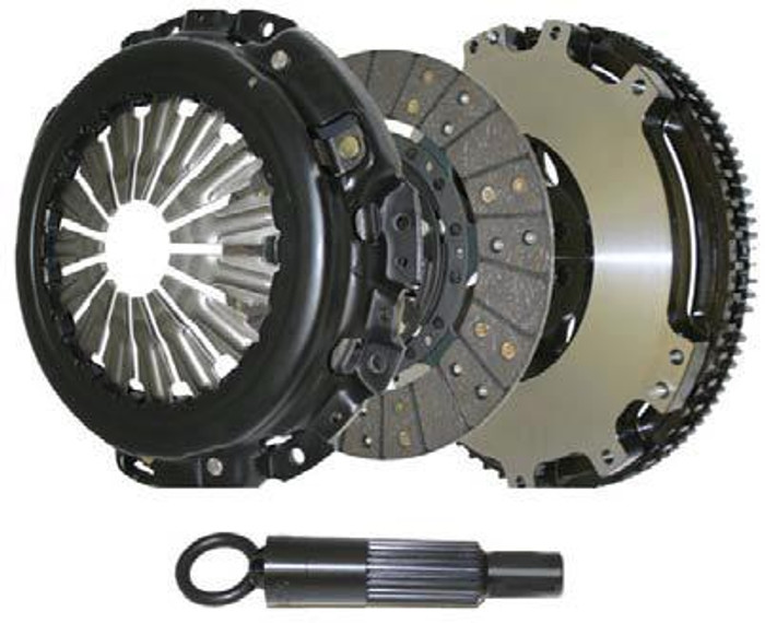 Competition Clutch Stage 2 Steelback Brass Plus Clutch Kit - Hyundai Genesis Coupe 2.0T