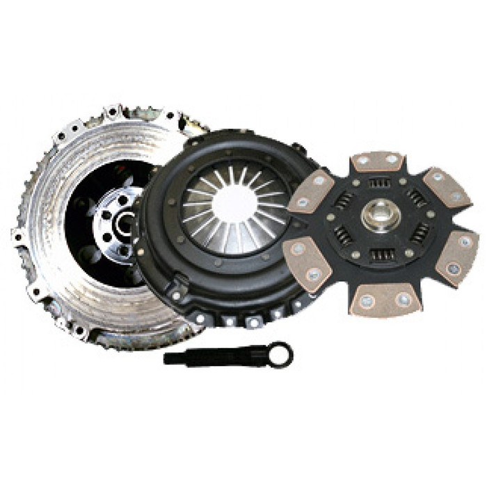 Competition Clutch Stage 4 Sprung Disc Clutch and Flywheel Kit - Hyundai Genesis Coupe 2.0T