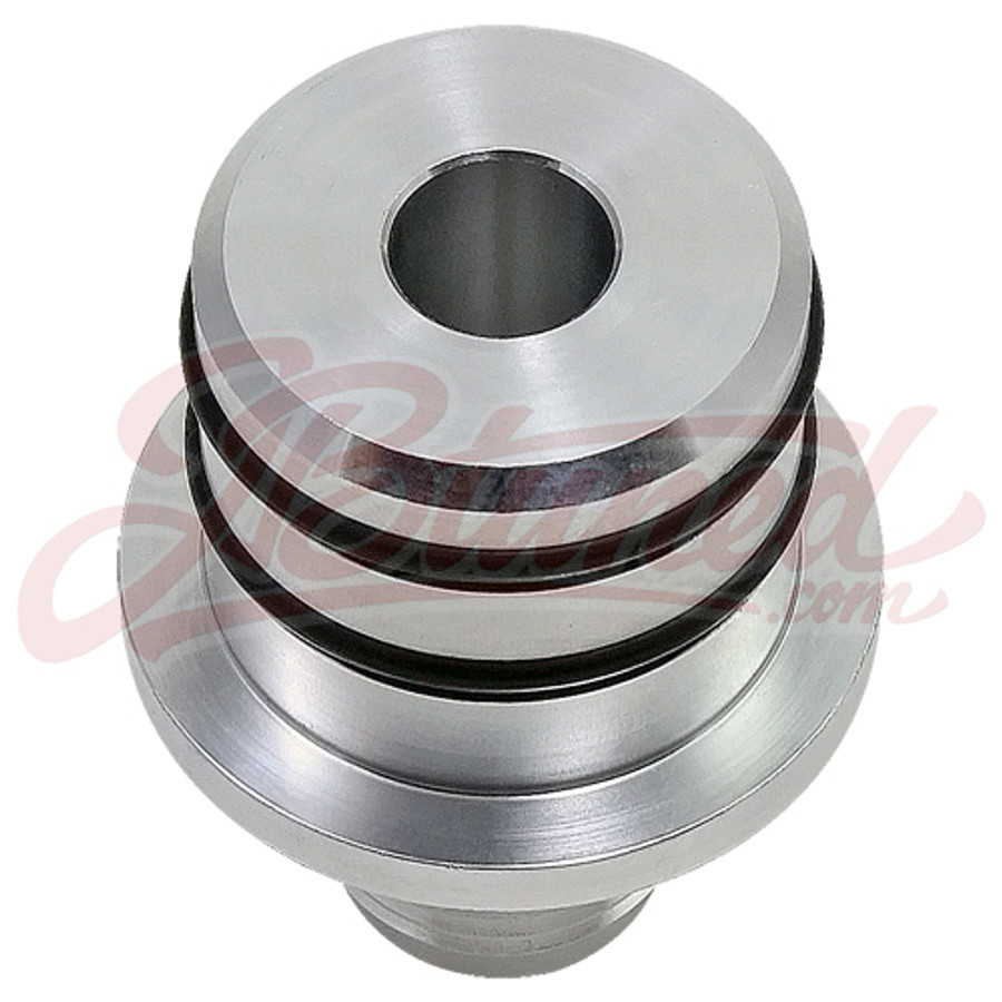 JBtuned Honda B-series Block Plug to 10AN fitting adapter