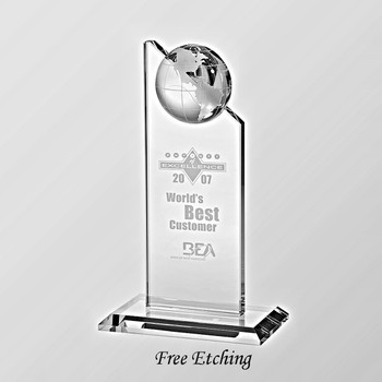 Globe Pinnacle Award
