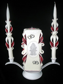 Poem Unity Candle WITH COLOR