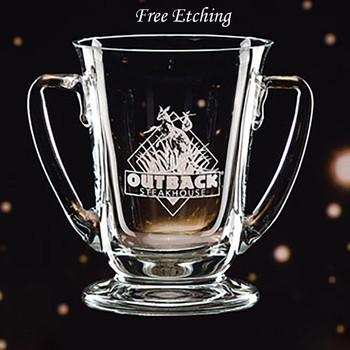 Regetta Crystal Trophy Cup
