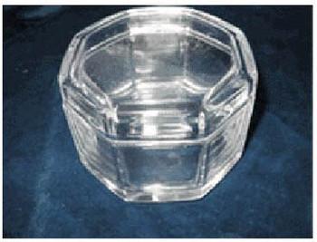 Crystal Octagon Box