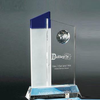 Crystal Bayona Crystal  Award