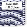 "Cape Cod Doormat Wave Pattern 18"" x 30"" Regular Size"