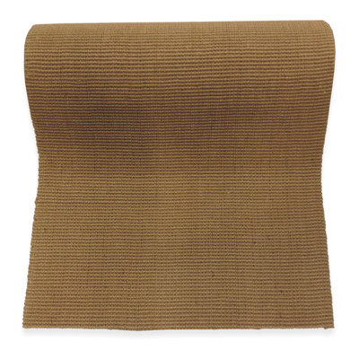"Non-Slip Natural Jute Runner - 36"" Wide By Any Length"