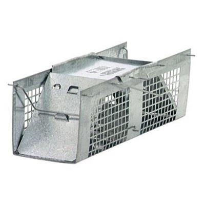Havahart Live Rodent Trap 10x3x3