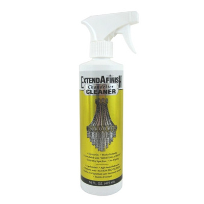 Extend a finish crystal chandelier cleaner spray bottle 16oz hard extend a finish crystal chandelier cleaner spray bottle 16oz aloadofball Gallery