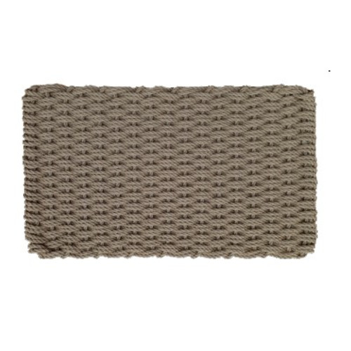 "Cape Cod Basket Weave Doormat 18""x 30"" Regular Size"